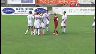Aquila Montevarchi-Foiano 2-0 Eccellenza Girone B