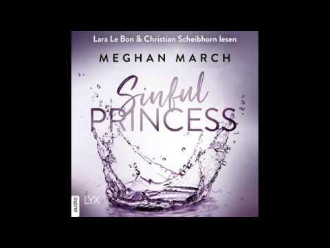 Sinful Princess YouTube Hörbuch Trailer auf Deutsch