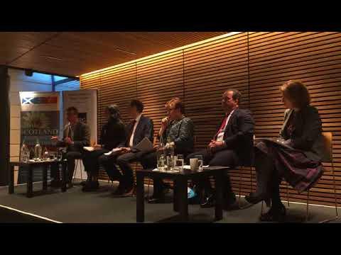 Global Heritage, Global Ambitions: Scotland's International Relations- Panel 1