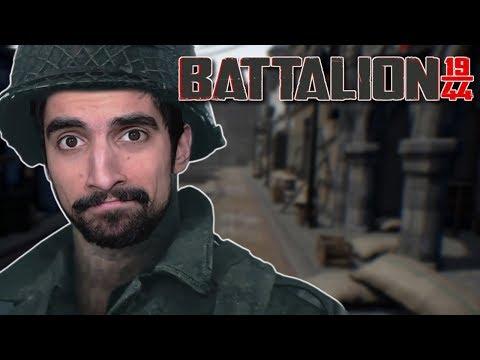 Ηρεμία πάνω απ'όλα - Battalion 1944
