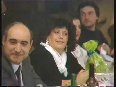 Cena 10 anni di Radio Parma a Sacca - Novembre 1985