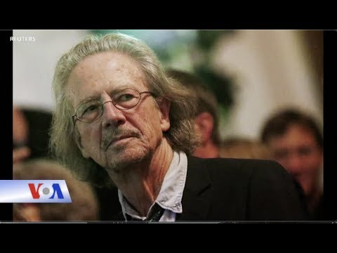 Nhà văn Áo nhận giải Nobel Văn chương 2019 (VOA)