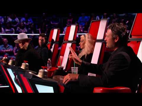 The Voice 2015 Blind Audition   Mia Z The Thrill Is Gone
