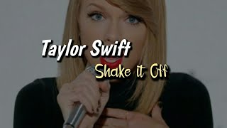 Taylor Swift - Shake it Off [Lyrics Video dan Terjemahan]