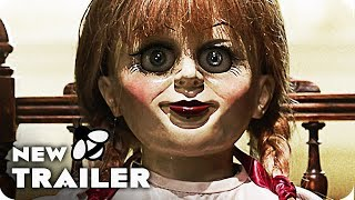 ANNABELLE 2: CREATION 8 Terrifying Film Clips (2017) Horror Movie