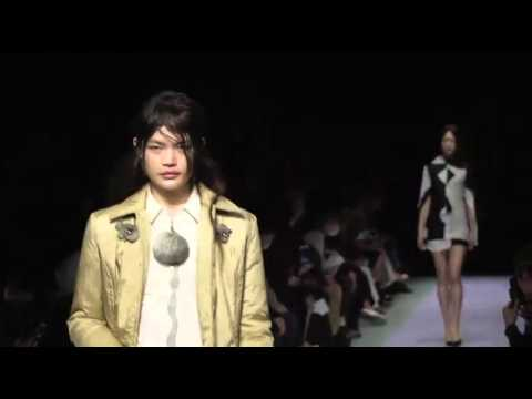 TOKYO NEW AGE SHOW: MERCEDES BENZ TOKYO FASHION WEEK AW 2016 live