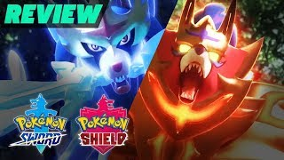 Pokemon Sword And Shield Review (Video Game Video Review)