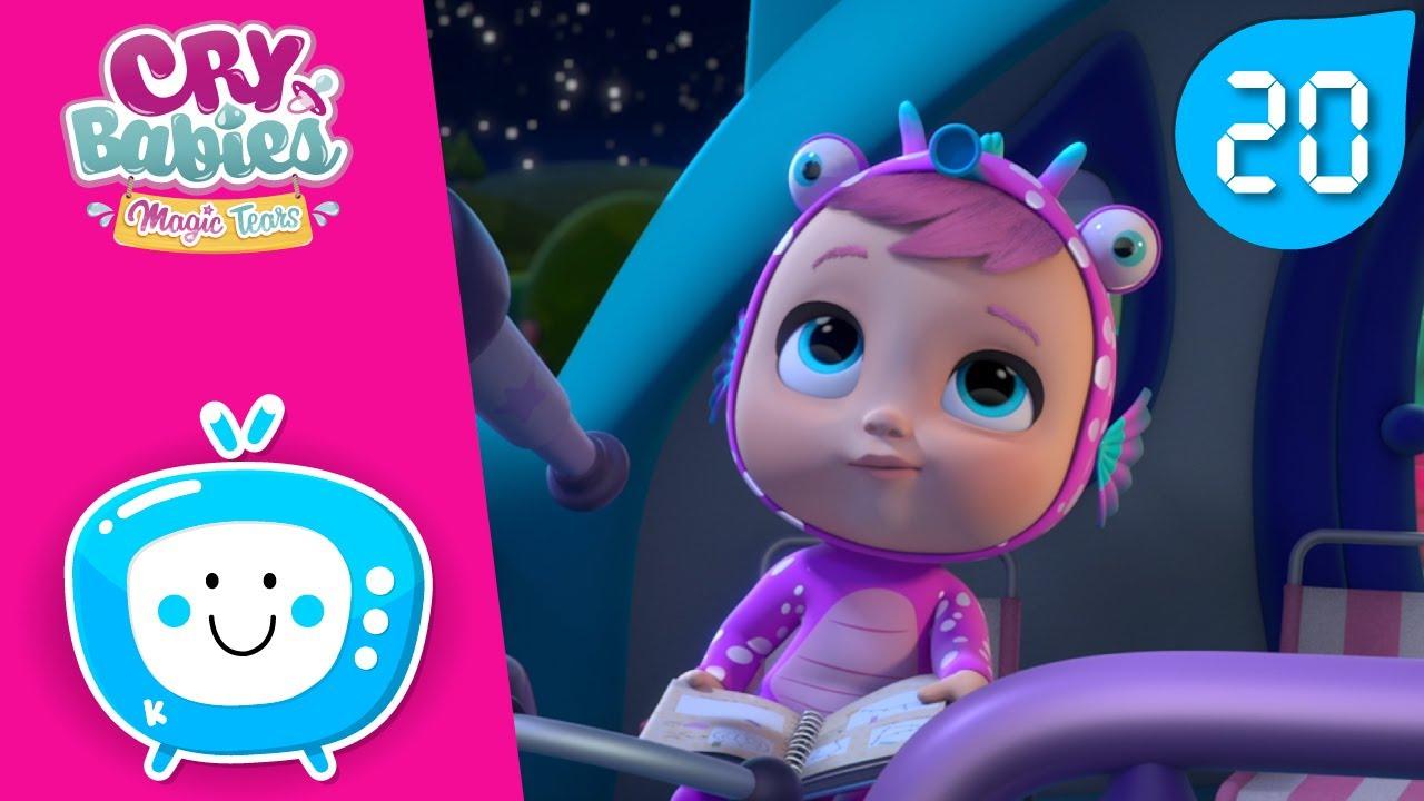 COLECȚIA ?? SEZONUL 2 ? 20 MINUTE! ? CRY BABIES ? MAGIC TEARS ? DESENE pentru copii