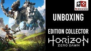 Unboxing | HORIZON ZERO DAWN | Edition Collector