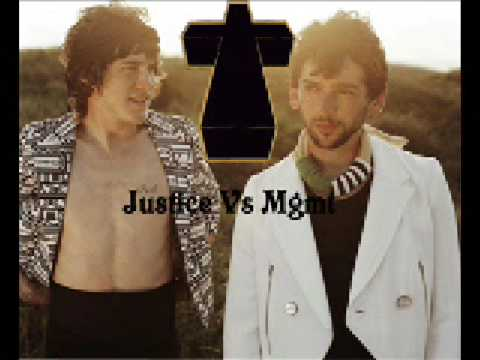 Justice Vs Mgmt  Electric Feel Remix