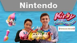 Download Nintendo Minute - Kirby and the Rainbow Curse Let's Clay! Mp3 and Videos