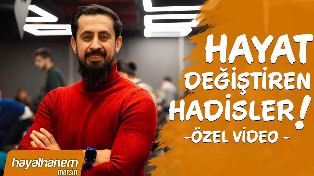 HZ MUHAMMED'İN HAYAT DEĞİŞTİREN HADİSLERİ-NEDEN BİRÇOK MEZHEP VAR-Özel Video | Mehmet Yıldız