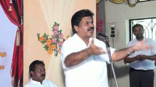 Kongu E.R.Eswaran speech in Devendrar thiruvizha தேவேந்திரர் திருவிழா எனும் சமூக எழுச்சி மாநாடு
