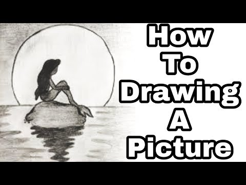 How to draw sketch tutorial turorial step by step/sketch ltd thumbnail