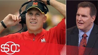 DJ Durkin should have quit as Maryland football coach - Trevor Matich | SportsCenter
