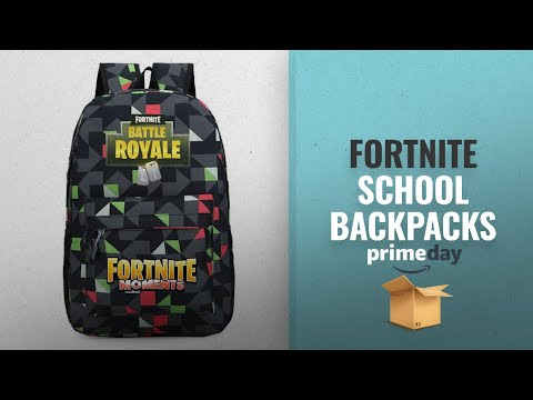 10 COOL Fortnite School Backpacks You've Got A See!: COSFANCY Fashion School Backpack College