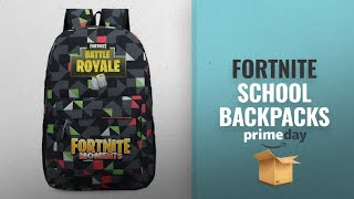 10 COOL Fortnite School Backpacks You've Got A See!: COSFANCY Fashion School Backpack College