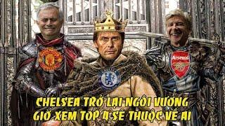 Bản tin Troll Bóng Đá số 77: Chelsea lên ngôi, Man Utd buông lơi, Arsenal lạc trôi