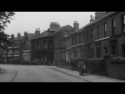 John Betjeman's Yorkshire