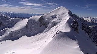 Two die in Mont Blanc avalanche
