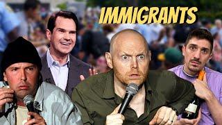 Comedians on IMMIGRANTS   Norm MacDonald