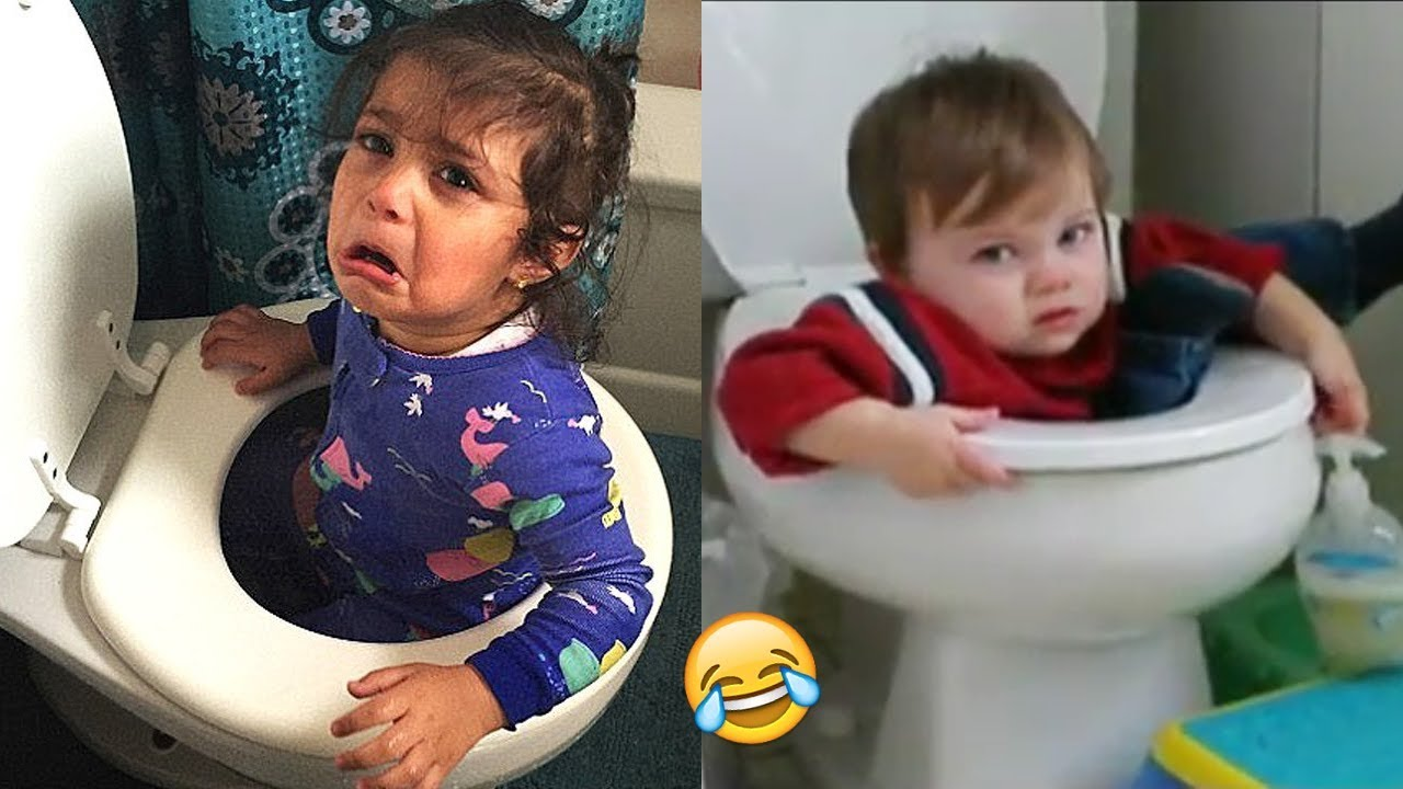 TRY NOT TO LAUGH (Impossible!) - Funny Kids Fails ...