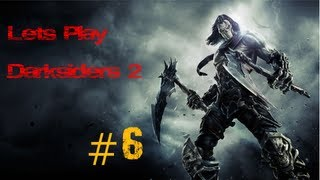 Lets Play Darksiders 2 [German] #6 1.Tod  [HD]
