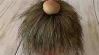 Sock Gnome Beard Tutorial