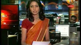 Newsfirst Prime time 8PM  Shakthi TV news 23rd August 2014