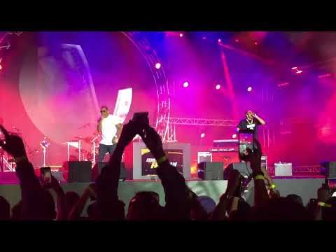 Nelly live in Jeddah 1 حفلة المدينة الملك عبدالله الاقتصادية