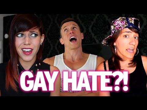 LGBT YouTubers Read Hate Comments! from YouTube · Duration:  3 minutes 21 seconds