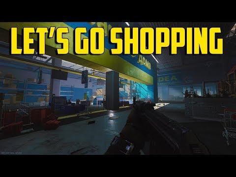 Escape From Tarkov - Let's Go Shopping