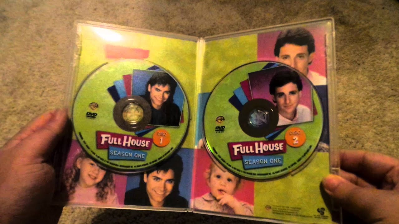 Full house complete series box set dvd