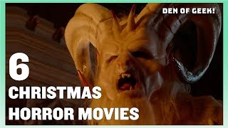 Six Christmas Horror Movies For The Holidays