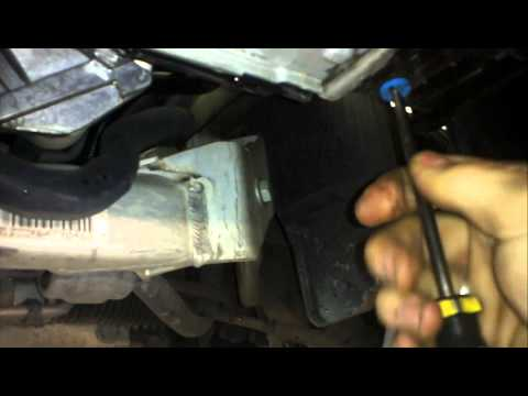 BMW E90 Coolant change How to DIY: BMTroubleU