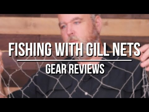 Fishing With Gill Nets