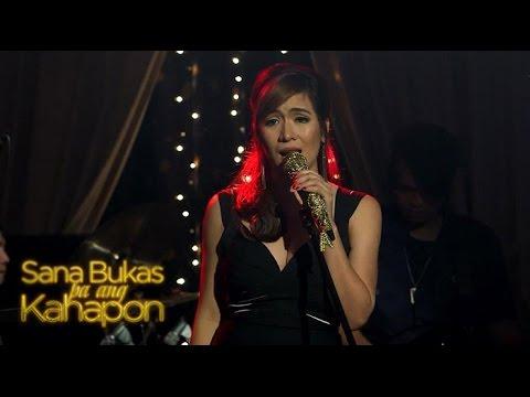 Sana Bukas Pa Ang Kahapon OST 'Umiiyak Ang Puso' Music Video by Angeline Quinto