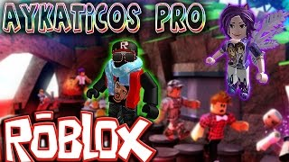 ROBLOX: DEATH RUN! AYKATICOS PRO!!