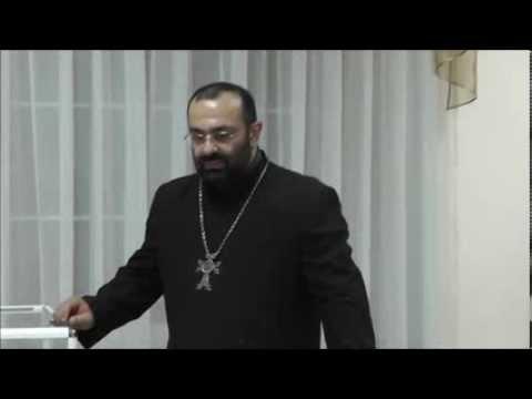 Конференция по Сирии, Западной Армении и геноциду армян - тер Ананиа (Бабаян)