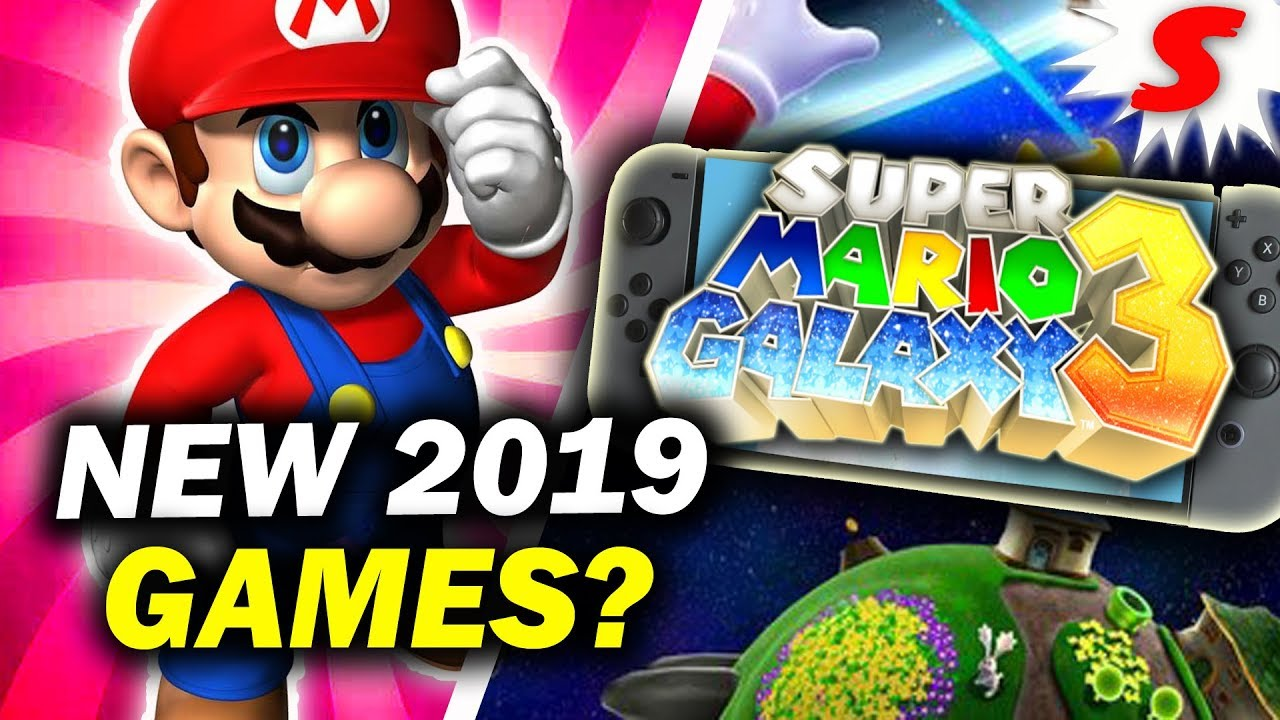 New Mario Games 2019 What NEW Mario Games Will Release in 2019?   Siiroth   YouTube