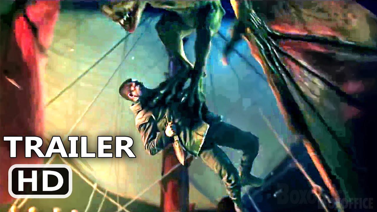 SHADOW AND BONE Official Trailer (2021) Sci-Fi, Netflix Series HD