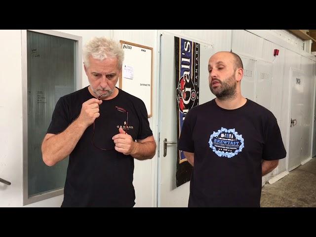 #18 Micro entrevista Andrew y Kike de cervezas Dougall's