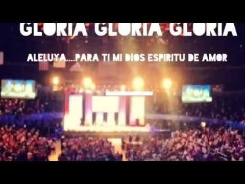 Congreso de Sanción interior- Gloria aleluya lyrics