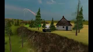 Wild Tanks Online с этого мы начинали!