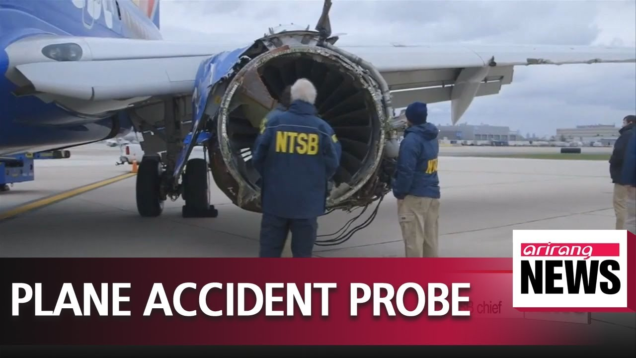 Engine on Southwest Airlines plane showed signs of metal weakness: NTSB  chief