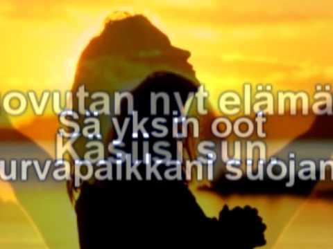 Petri Kosonen, Kunnia on Herran, Sä yksin