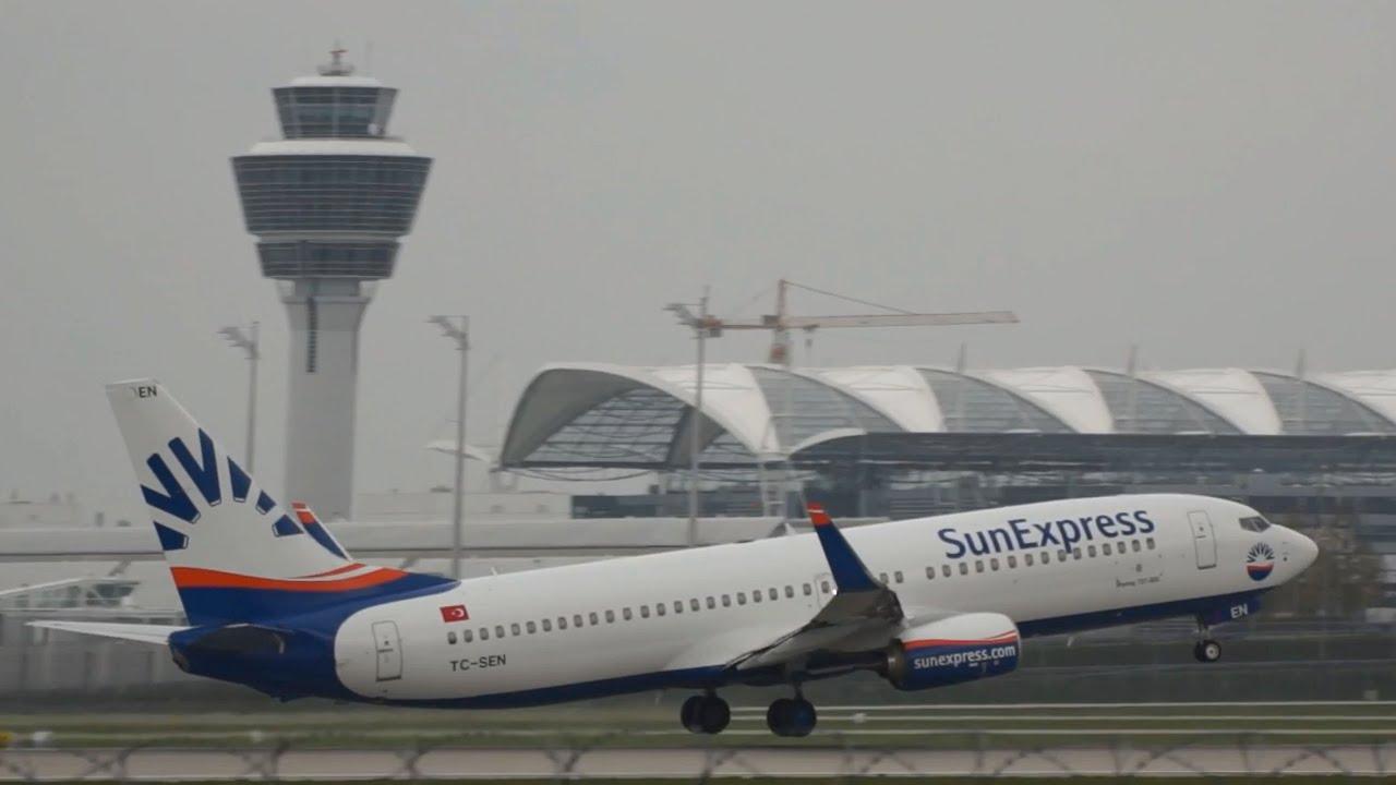 Sunexpress Flughafen München