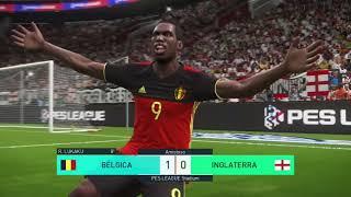 PES 18 - BELGICA X INGLATERRA - Xbox one