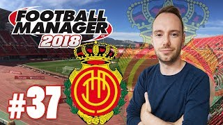 Let's Play Football Manager 2018 #37 - Spannende Partie