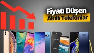 Fiyatı düşen telefonlar (2019) - Hangi telefonların fiyatı düştü?